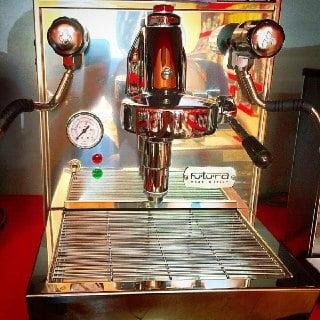قهوه سازه نيم حرفه اي فوترا ايتالياي تك گروپ