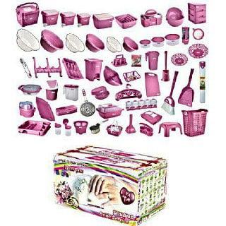 مشخصات، قیمت و راهنمای خرید سرویس 50 پارچه کامل پلاستیک